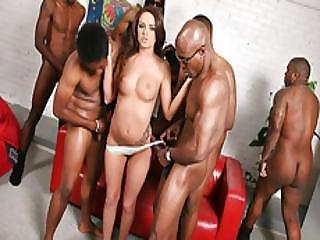Bbc Lover Pressley Carter Does Interracial Gangbang