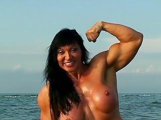 Jana Fbb Nude Posing