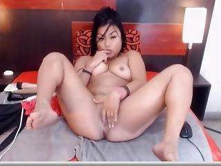 Latina Asian Cums