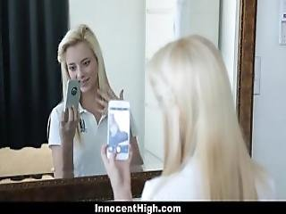 Innocenthigh - Riley Star Fucked By Creepy Teacher