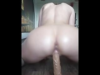 Perfect Fit Teen Masturbate At Home