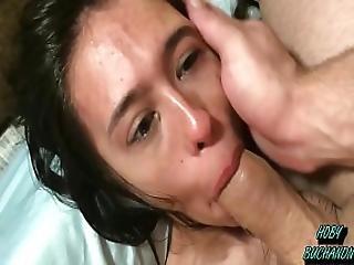 Rough Facefucking Gagging Cumshots Compilation Part 4