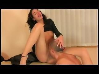 fétiche, masturbation, mature, milf, nylon