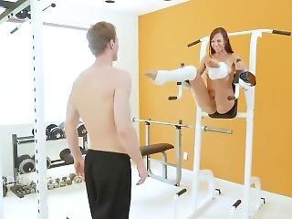Hegre Art Anya Ripped Body Workout