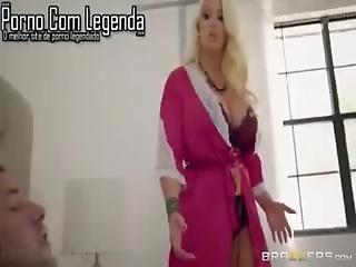 Szex videók anya baszik fia