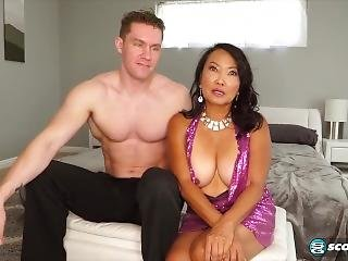 Asian Granny Fuck Younger And Teaching Them Some Very Hot Tricks