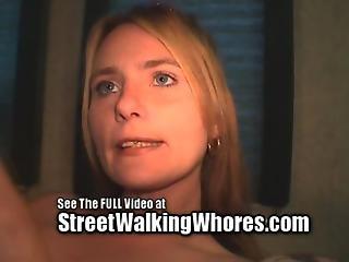 Crack Whore Street Walker Sucks My Cock