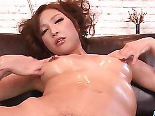 Couch, Masturbation, Milf, Mom, Oiled, Pussy, Sex, Solo, Toys, Vibrator