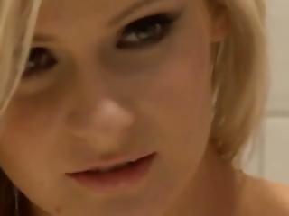 Ellie Richie Goes Topless