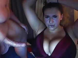 Chubby Teen Cock Suckin
