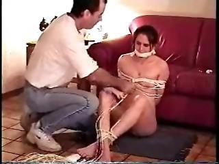 bondage, indringer