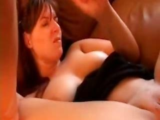 Chunky Sweetie Dildoed Fucked And Jizzed On