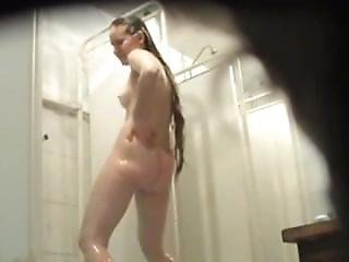 Amateur, Masturbation, Shower