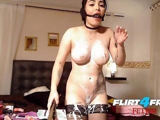 Dikke Tiet, Fetish, Pervers, Masturbatie, Poes, Rok, Marteling, Webcam