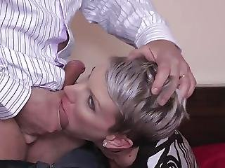 Squirting Housewife Gets Brutal Fisting And Fuck