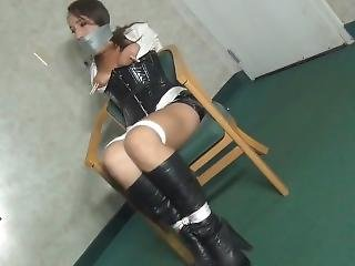 Lady Chairtied
