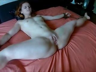 Tied Up To Bed. Pov Bdsm