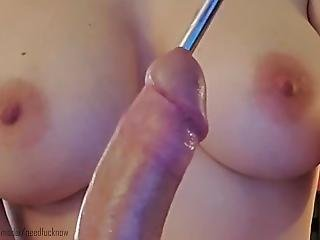 Hardcore Cock Sounding With Post-orgasm Insertion *preview*
