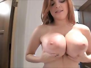 Amateur, Big Tit, Natural, Natural Tits, Teasing, Teen