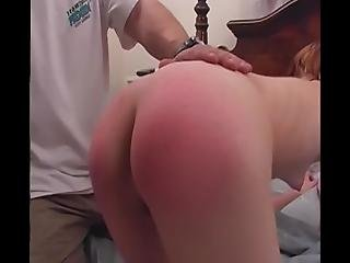 She Loves Being Punished