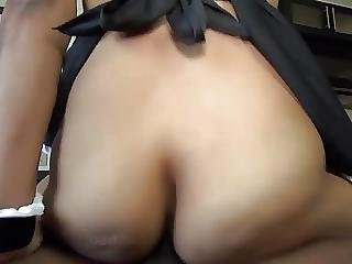 The Maid Takes It In The Ass