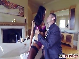 Anissa Kate Olivier Sanchez Blows Her Competition Out Of The Water
