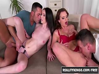 Realitykings - Euro Sex Parties - Choky Ice Emily Thorne Liz Heaven Renato Eur - Group Sex