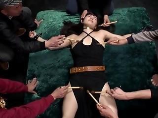 Japanese Tickling Torture
