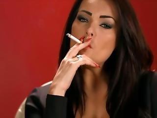 巨乳, 編集する, フェティッシュ, 喫煙