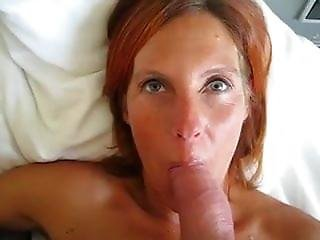 Name The Whore Danish Redhead Sucks And Enjoys Facial