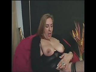 Hot Italian Milf Masturbate For You