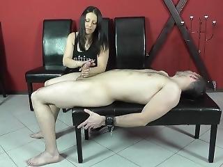 Handjob - Huge Cuming
