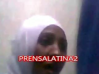Veiled Arab Jihane