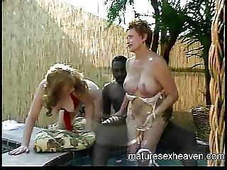 Grannys Mature Sex Party Part 6