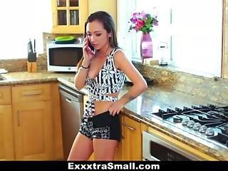Exxxtrasmall - Tiny Teen In A Box Ready To Fuck