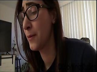 Cock Ninja Studios Nerdy Sister Blackmailed For Sex Pt 1 Of 3