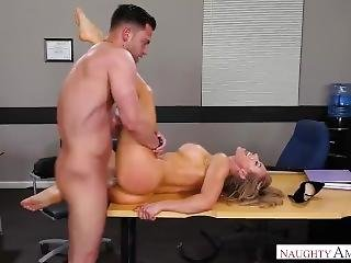 Nicole Aniston Is Horny For Her Student
