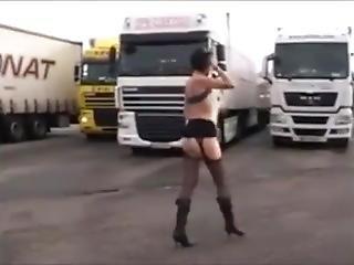 Wifw Fuck Strangers Into A Truckshop