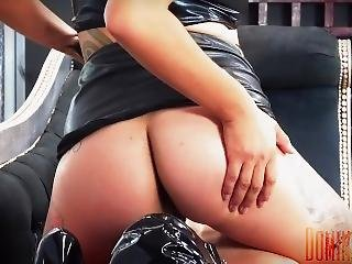 Fart Worship Day-puerto Rican Dominatrix Forces Her Slave To Eat Her Farts