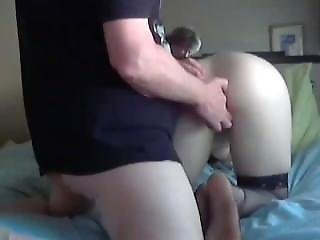Lil Inserts Buttplug Then Rides Me