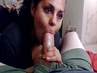 Blowjob, Cumshot, Deepthroat, Dick, Latina