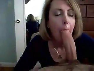 Casting Gorgeous Mature Milf Sucks Big Dick