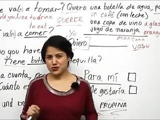 Spanish Teacher Struggles To Keep Class Together As Students Ass Fuck!!!!!!