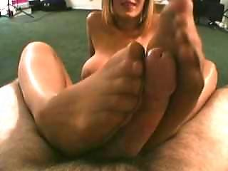 Fetish, Foot, Footjob