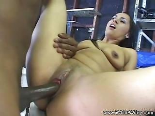 Anal, Black, Dick, House, Housewife, Interracial, Milf, White, Wife