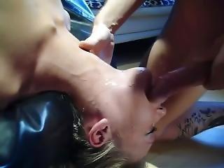Deepthroat Facefuck Besamung Lena