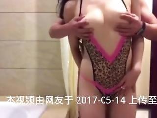 Amadores, Asiática, Grandes Mamas, Chinesa, Creme, Creampie, Hardcore, Cãmara Web, Esposa
