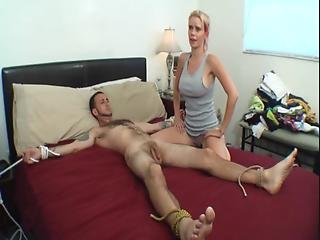 Nastyplace.org - Cruel Sister Milk Repeatedly Her Brother