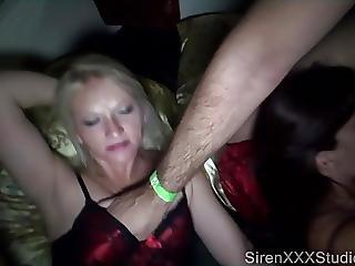 Swingers Club Orgy
