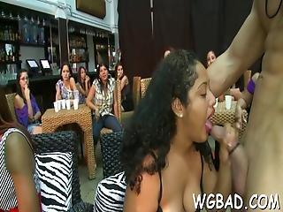 Sexy Bachelorette Party